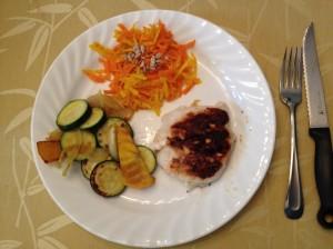 The Plan - Dinner